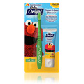 ELMO Baby Orajel Tooth & Gum Cleanser Apple/Banana -