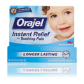 Orajel Teething Pain -