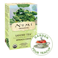 Organic Savory Tea Spinach Chive -