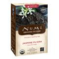 Organic Pu erh Tea Jasmine Pu erh Black Tea Blend -