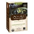 Organic Pu erh Tea Cardamom Pu erh Black Tea Blend -