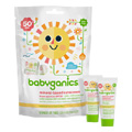 Cover Up Baby Sunscreen Moisturizing Lotion 50 SPF -