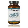 L Arginine & L Ornithine -