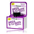 Mega B12 Dots Vegetarian Formula 5000mcg -