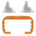 Baby bottle to Sippy Cup Conversion / Replacement Kit -