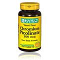 Chromium Picolinate 200mcg Yeast Free -