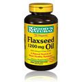 Organic Flaxseed Oil 1200mg