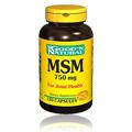 MSM 750mg -