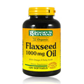 Organic Flaxseed Oil 1000mg