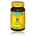 Vitamin K 100mcg