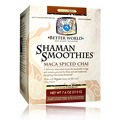 Better World Shaman Smoothies