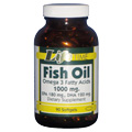 Fish Oil 1000 mg Omega 3 Fatty Acids -