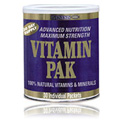 High Potency Vitamin Paks -