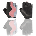 GLCF Women's Crosstrainer Plus Gloves Pink M -