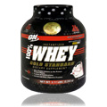 100% Whey Gold Standard Delicious Strawberry -