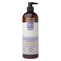 Aloe 80 Organics Hand & Body Lotion-Citrus -