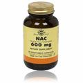NAC NAcetylLCysteine 600 mg