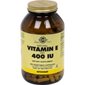 Vitamin E 400 IU Dry -