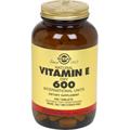 Vitamin E 600 IU Dry -