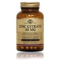 Zinc Citrate 30 mg -