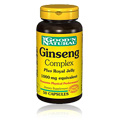 Ginseng Complex Plus Royal Jelly 1000mg -