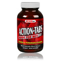 Action Tabs for Men -