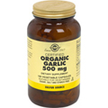 Certified Organic Garlic 500 mg
