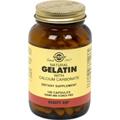 Gelatin Capsules with Calcium -