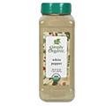 Simply Organic White Pepper Fine Grind