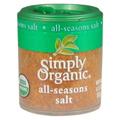 Simply Organic All Seasons Salt -