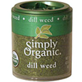 Simply Organic Dill Weed Cut & Sifted -