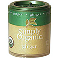 Simply Organic Ginger Root Ground -