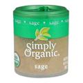 Simply Organic Sage Leaf Ground -
