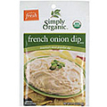 Simply Organic French Onion Dip -