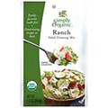 Simply Organic Ranch Salad Dressing -