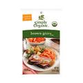 Simply Organic Brown Gravy Seasoning Mix -