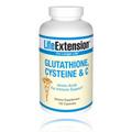 Glutathione, C & Cysteine 750 mg