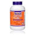 Cod Liver Oil 2X 2500/270 A/D