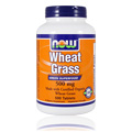 Organic Wheat Grass 500mg