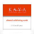 Almond EXFOLIATING SCRUB -