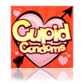 Cupid Red Condom -
