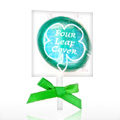 St. Patrick's Day Pop Four Leaf Cover -