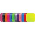 Compacts Condom Flourescent Green -