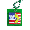 Beads Condom 'I Want You' -