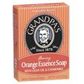 Orange Grandpa Soap