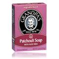 Patchouli with Aloe Vera Soap