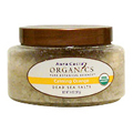 Organics Dead Sea Salts Calming Orange