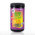 Hemp Protein with Sprouted Flax & Maca