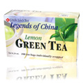 Lemon Green Tea Legends of China -