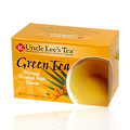 Green Tea with Tropical Fruit Flavor -